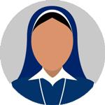 Sœur Sheeba Keenanchery Responsable de l'animation pastorale