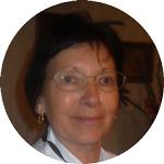 Mauricette Vial-Andru Professeur de littérature en collège, auteur de nombreux livres notamment sur les saints