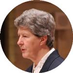 Mary Lee Berner Harris Conservatrice au musée et aux archives du couvent des Ursulines, La Nouvelle-Orléans