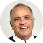 Père João Batista de Almeida Recteur du sanctuaire national d'Aparecida