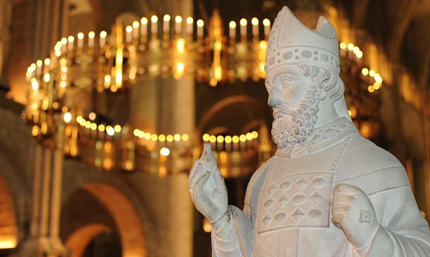 Saint Remi de Reims, apôtre des Francs