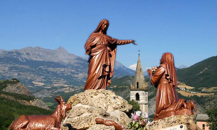 Notre-Dame du Laus, terre de réconciliation pour les pécheurs depuis 350 ans
