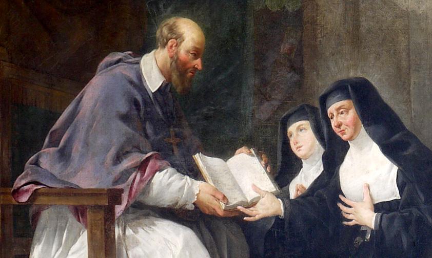 Saint François de Sales, un évêque évangélisateur et charitable au service des pauvres