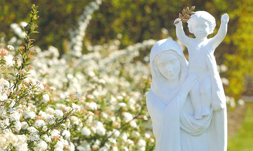 Edmond Fricoteaux et le mouvement de prière des « Vierges pèlerines »